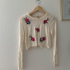 H&M top sweater(thin)